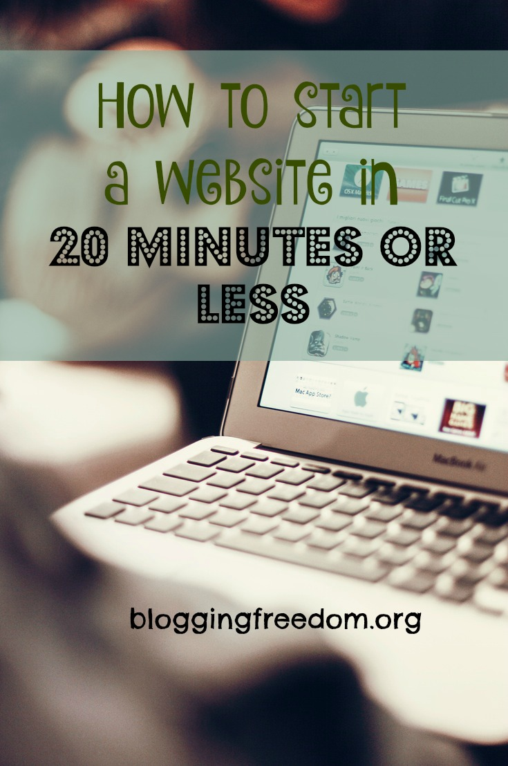 Set up a self-hosted blog today and begin your professional blogging career.