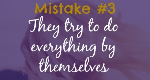 Mistake 3