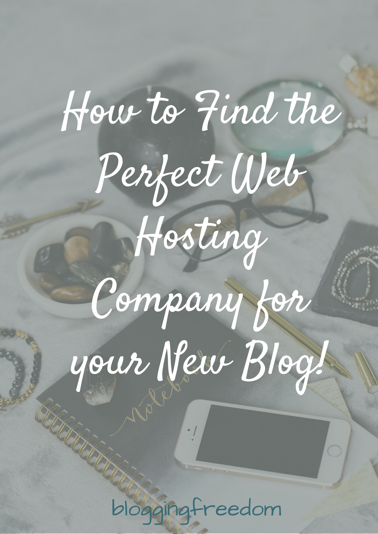 How to find the perfect web hosting company for your new blog!