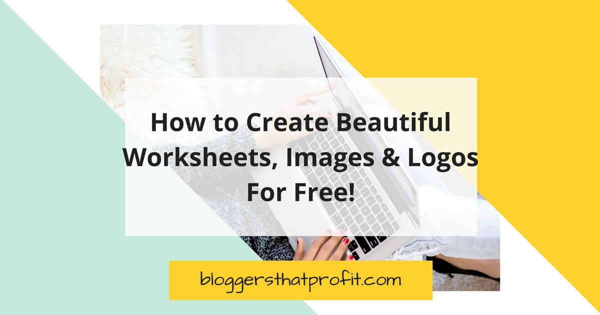 How To Create Beautiful Worksheets Images Logos For Free